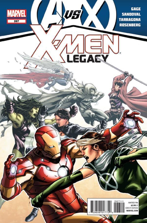 X Men Legacy Vol 1 267 X Men Comic Books Comics