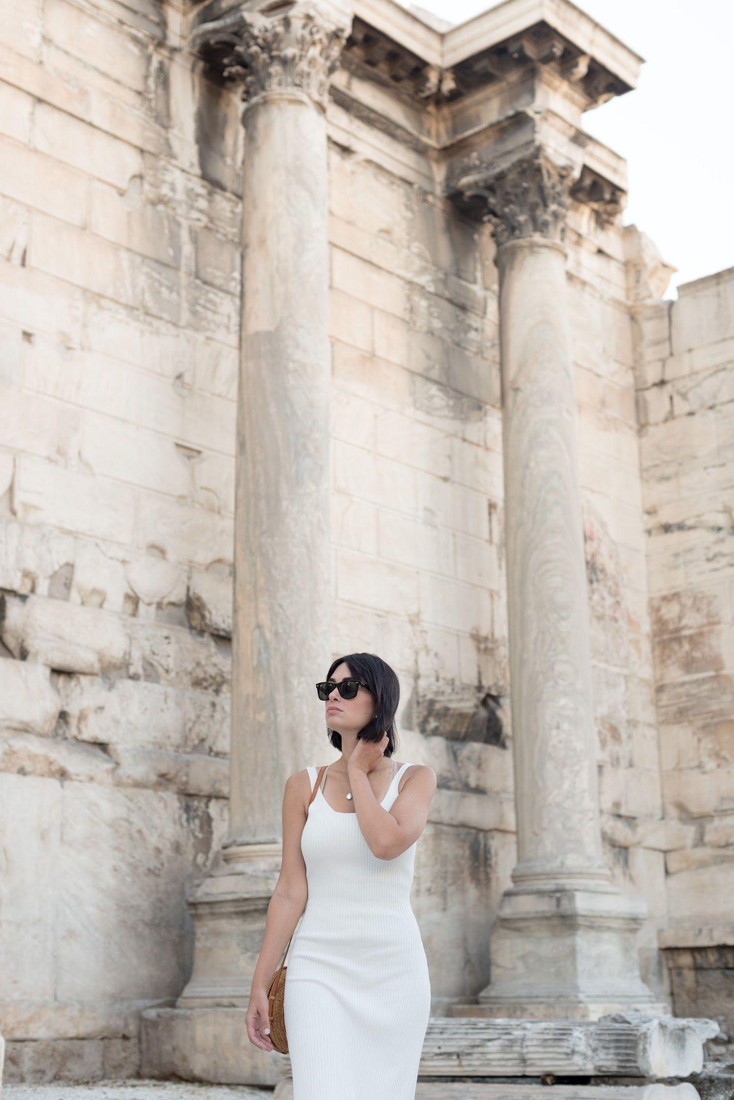 Hadrians library coco vera ribbed dresses mango