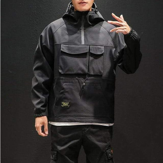 Ice Cold Tactical Jacket - Black / M