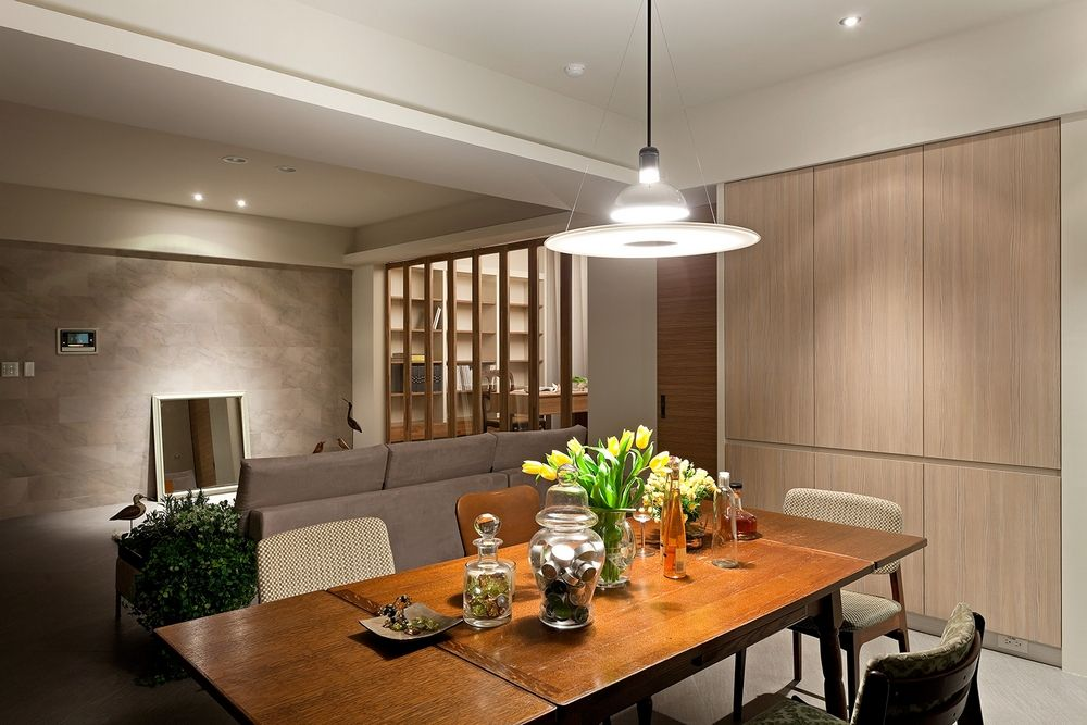 urban style HongKong & Taiwan interior design internal home decoration