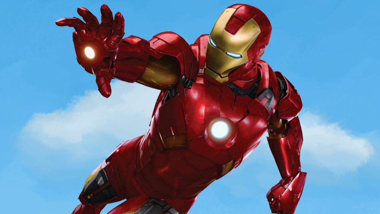 Uncategorized Iron Man Flying disney cars pixar ironman flying around the citiy ch