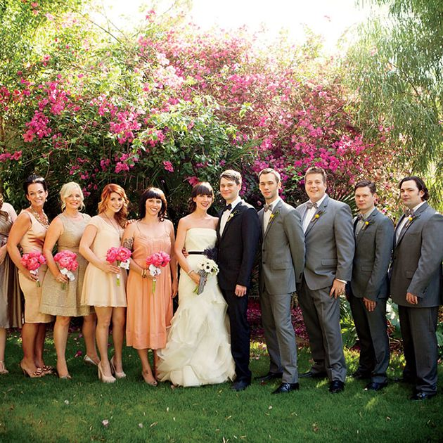 How Much Should We Spend On Bridesmaid And Groomsmen Gifts