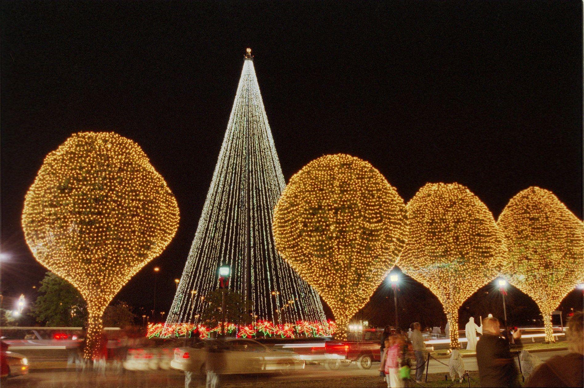Outdoor Weihnachts Lichterketten, Rote Und Weiße Led ...