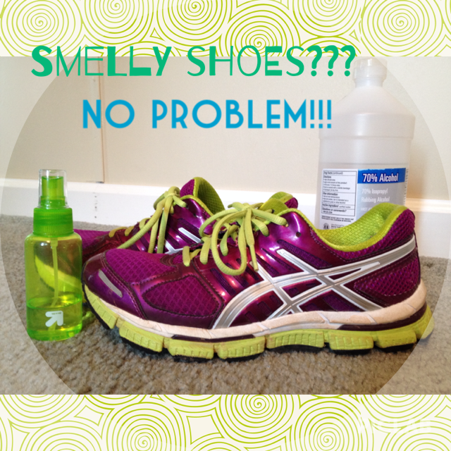 Chances are if you are anything like me then your tennis shoes no longer  smell brand new. I live in athletic shoes whether it be my trusty Asics or  my ...
