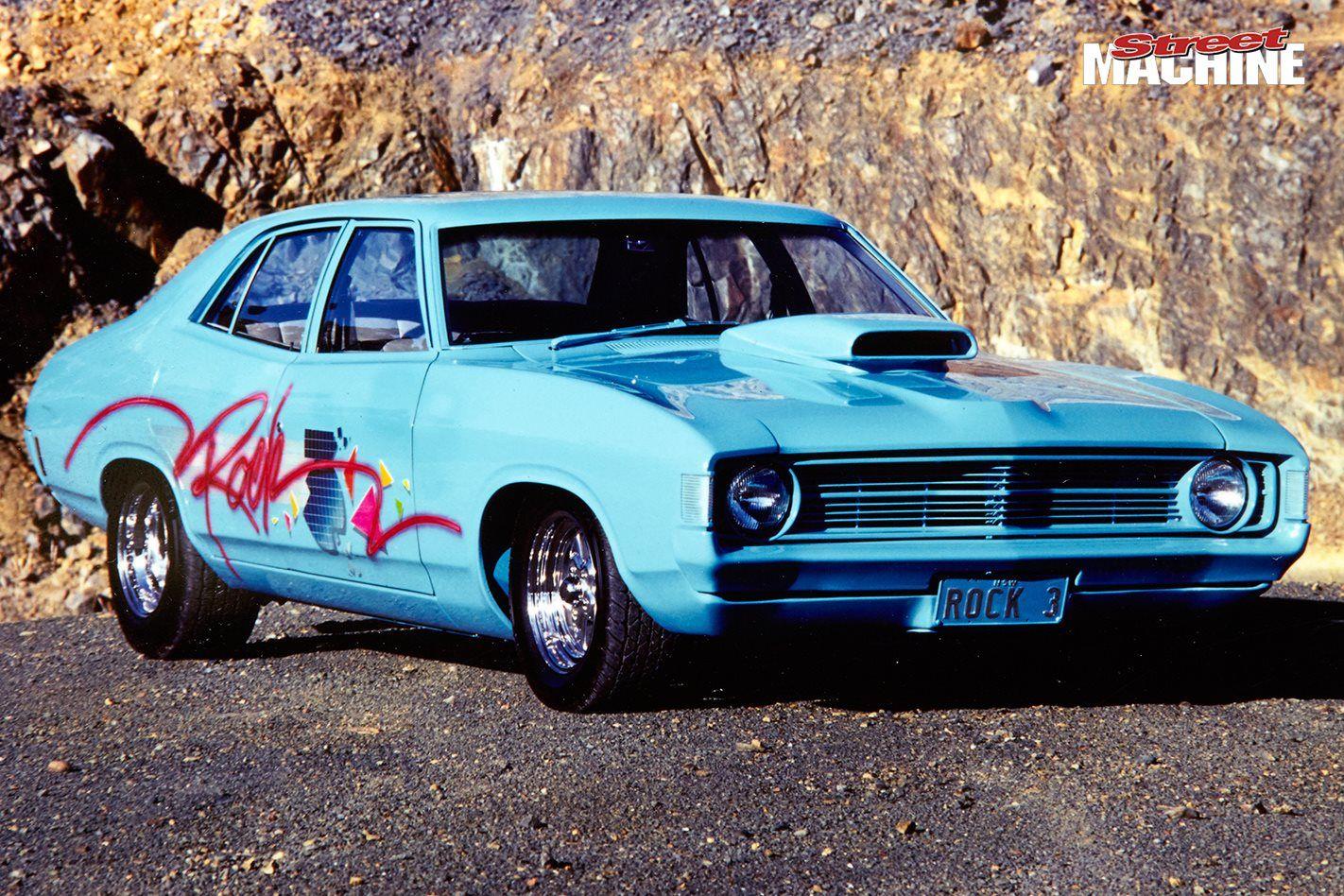 Rock Solid Xa Falcon Aussie Muscle Cars Australian Muscle Cars