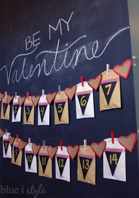 seasonal style} reasons i love you valentine's day countdown, Ideas