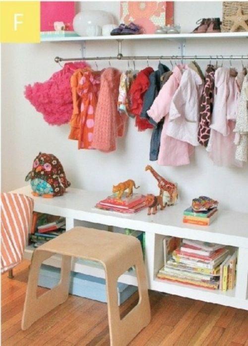 Meuble de rangement : 23 solutions pour chambre d\'enfants ...
