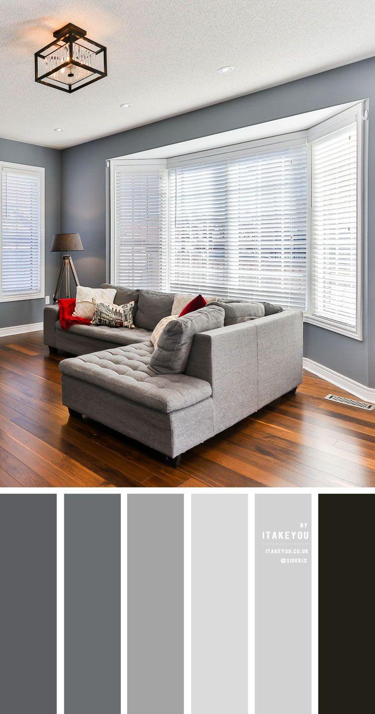 Grey Colour Scheme Living Room In 2020 Color Palette Living