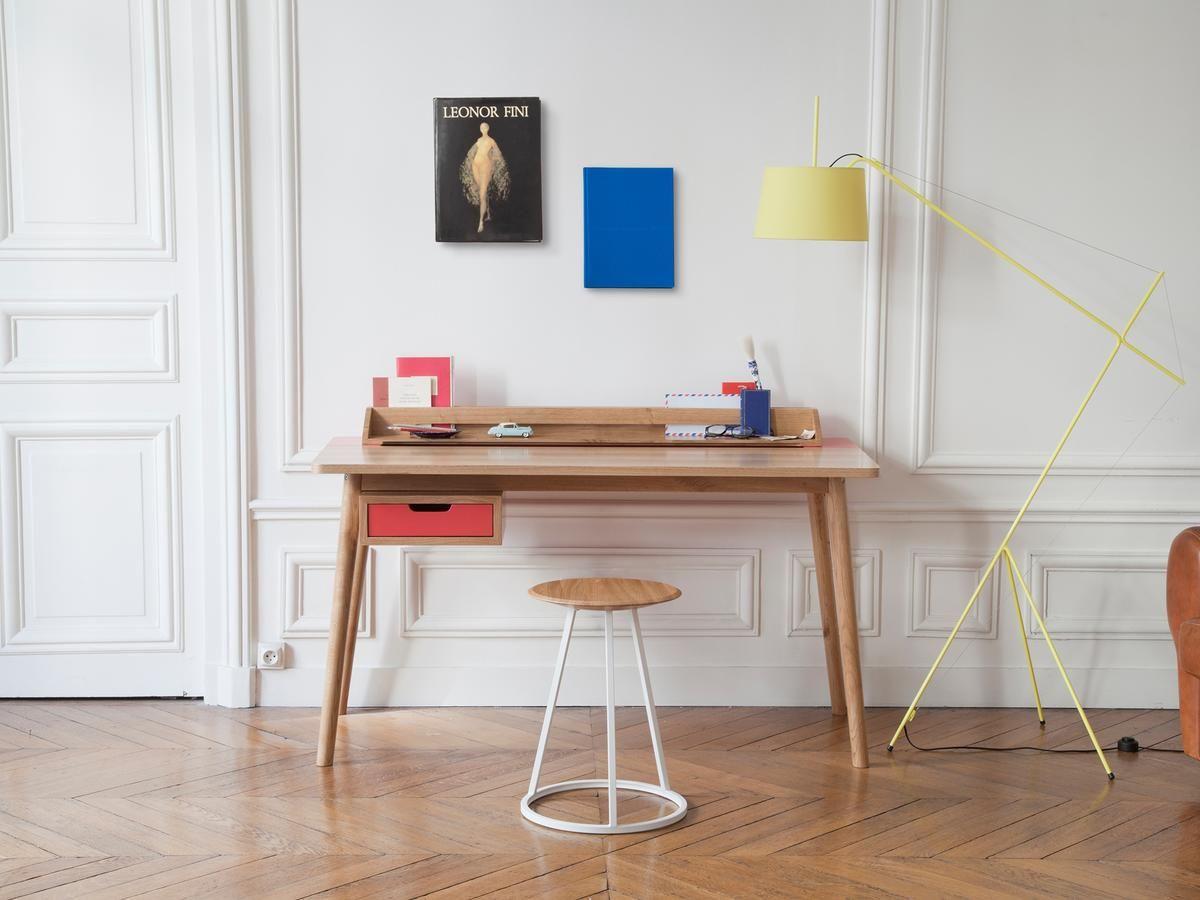 Hartô Schreibtisch Honoré von Pierre-François Dubois - Designermöbel von smow.de