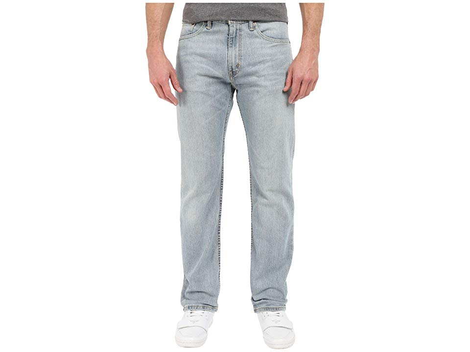 1caee02a803 Levi's(r) Mens 505(r) Regular (Goldentop) Men's Jeans. The classic ...