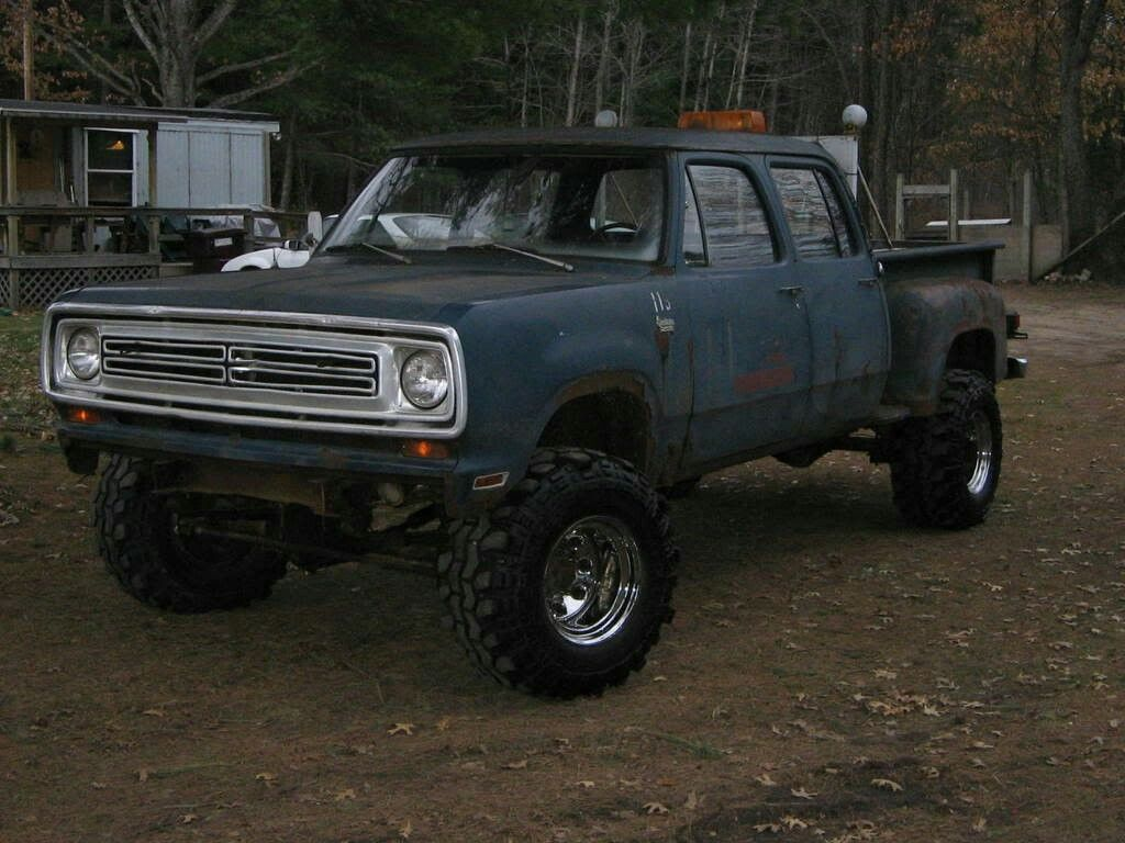 B B D D F Ccecdaed B on 1972 Dodge W200 Power Wagon