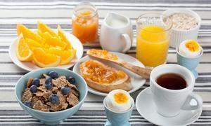 Cuatro desayunos sanos, sencillos y baratos