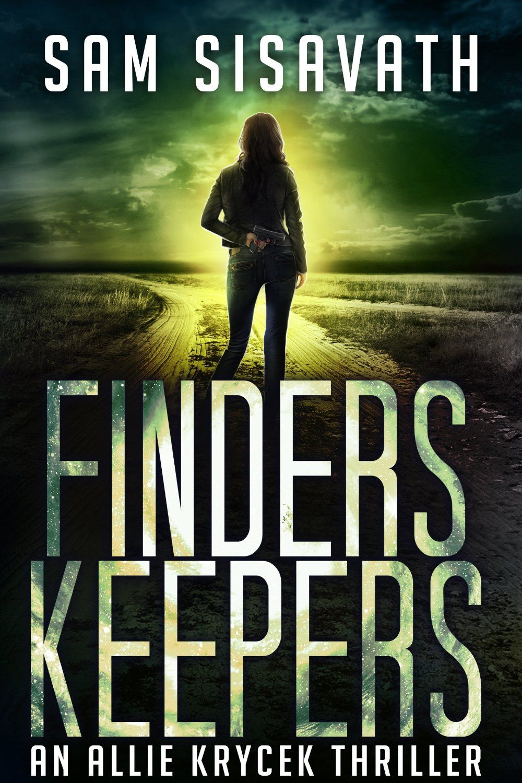 Finders/Keepers (An Allie Krycek Thriller, Book 3)   FREE KINDLE