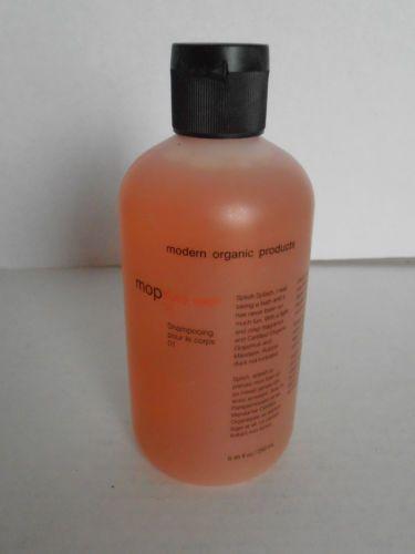 MOP Grapefruit Mandarin Body Wash NEW 8.45oz Certified Organic Skin Care