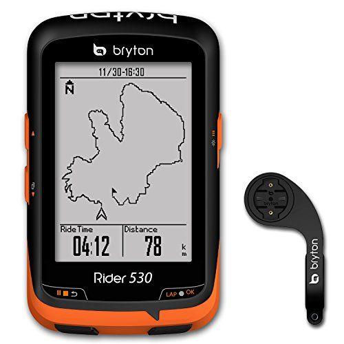 Bryton Rider 530 Gps Cycling Computer Cycling Computer Gps Rider