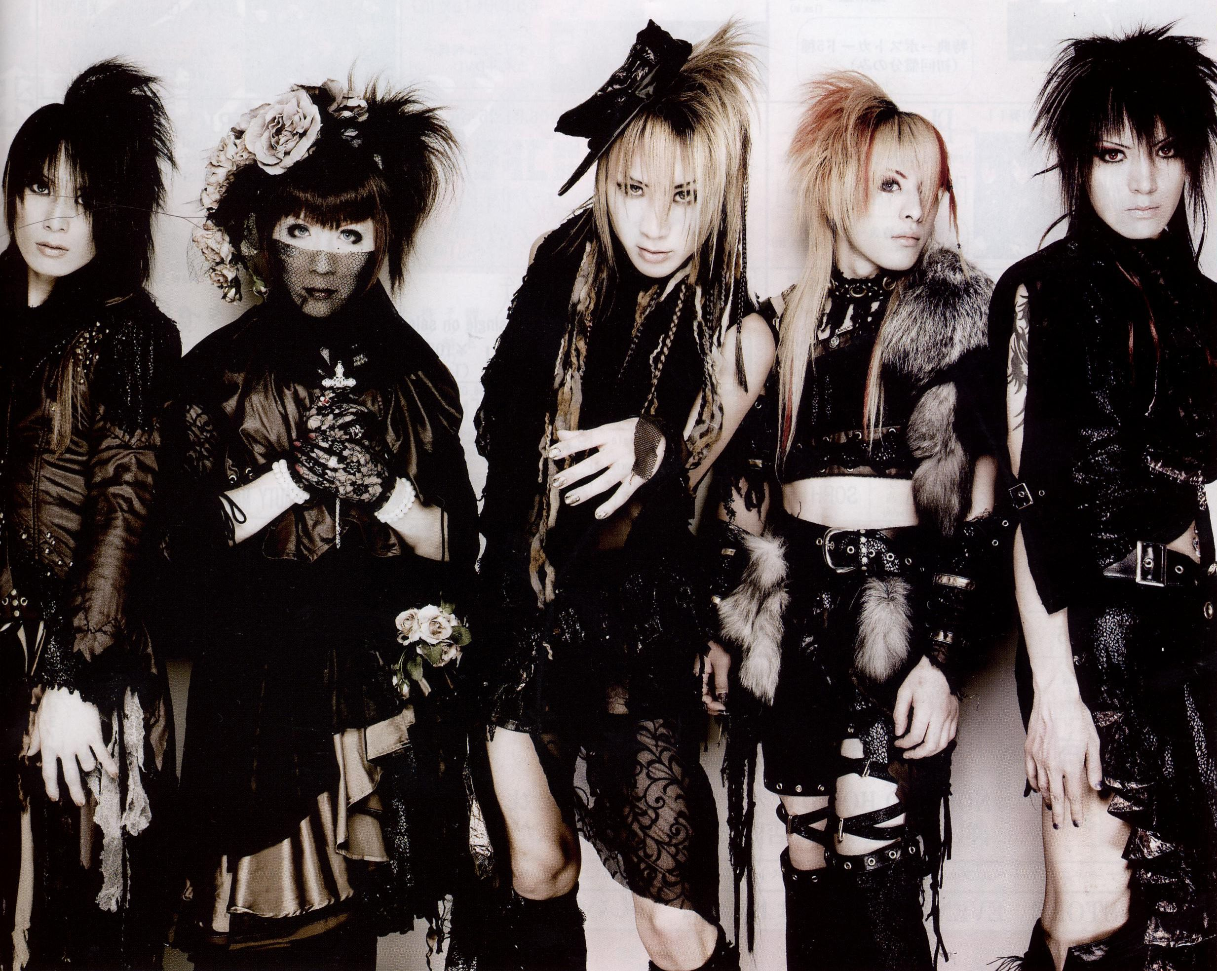 Download Vidoll: Deathmate: Group (2466x1967) - Minitokyo