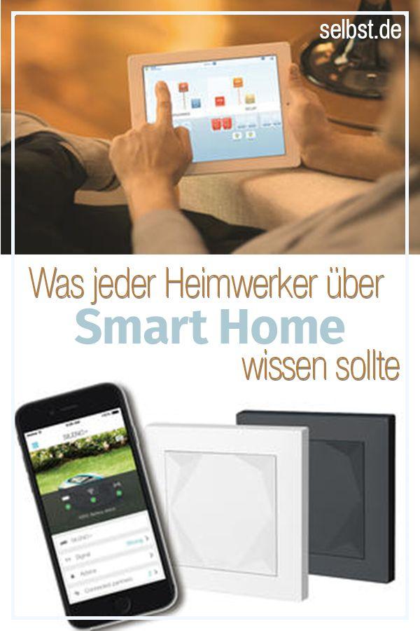smart home einrichten wohnen einbruchschutz. Black Bedroom Furniture Sets. Home Design Ideas