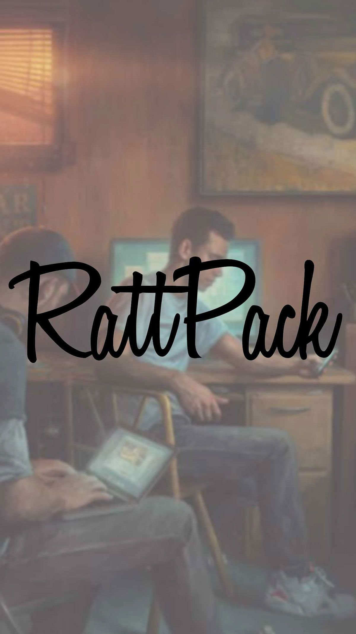 Rattpack IPhone 6 Plus Wallpaper UnderPressure Logic On Behance