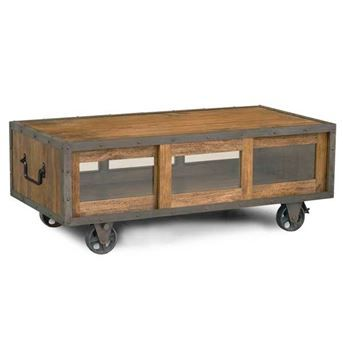 Bronsen Coffee Table | Furniture and Mattress Outlet