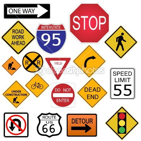 Road Signs Sign Art Road Signs Street Signs