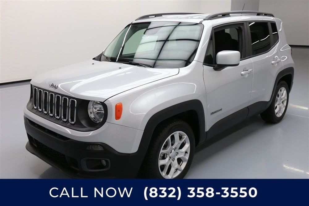 Jeep Renegade Latitude Texas Direct Auto 2016 Latitude Used 2 4l