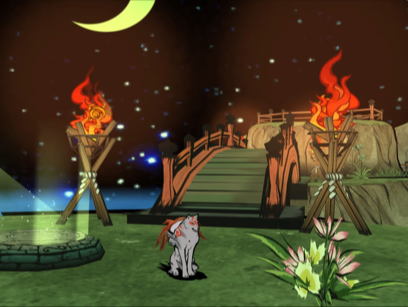 Okami Is A Tribute To Japanese Culture And A Wonderful Game