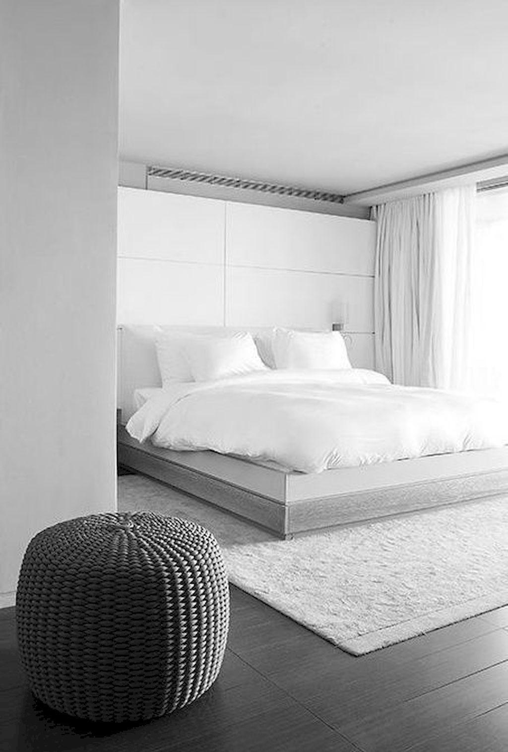 90 cozy minimalist bedroom designs spaciroom com white on cozy minimalist bedroom decorating ideas id=52154
