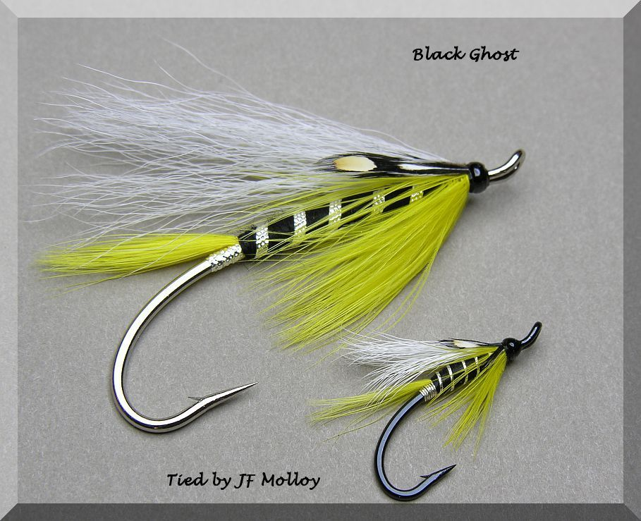 black ghost for more fly fishing info follow and