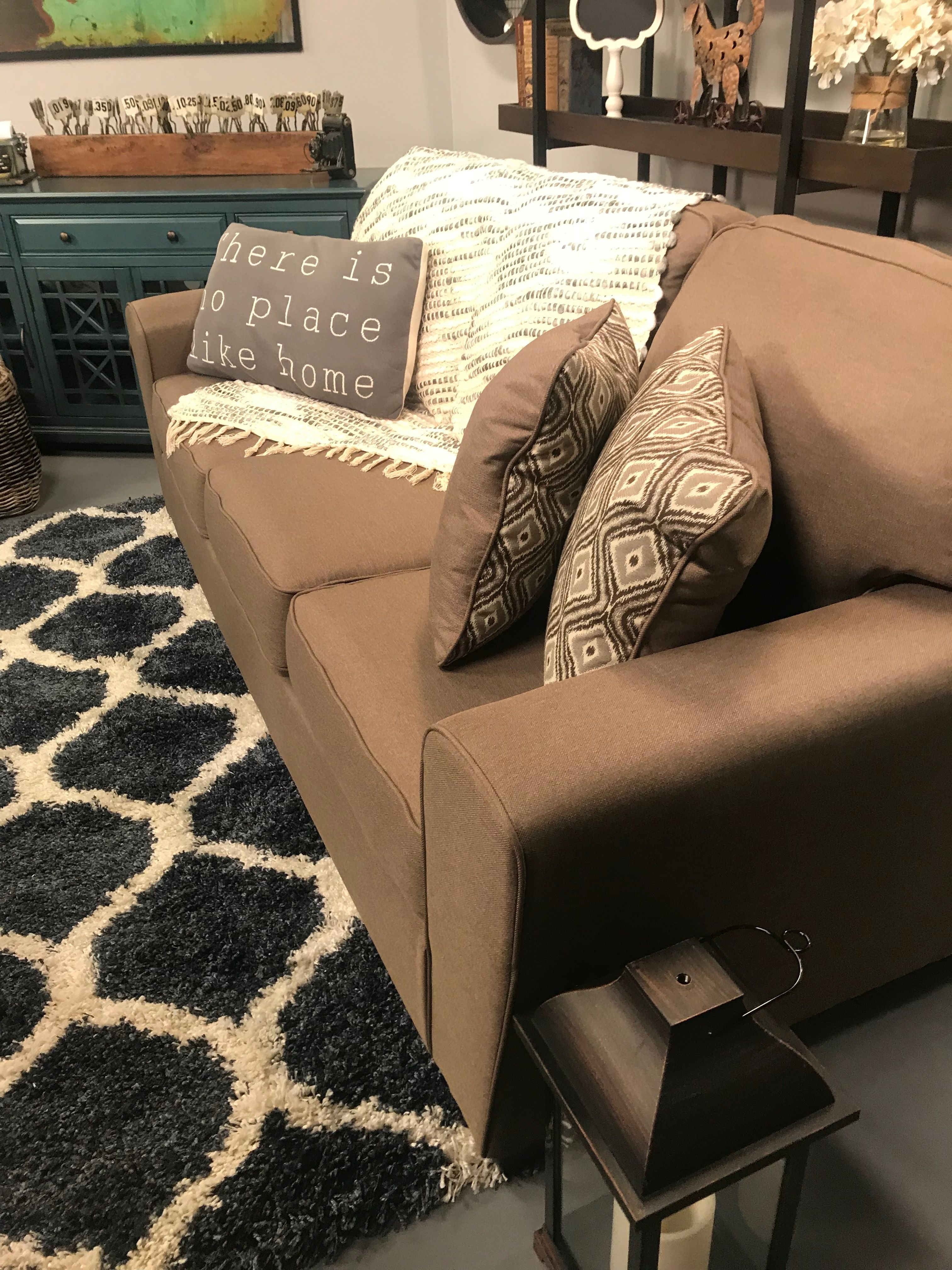 in kelly's living room design she used the calicho sofa