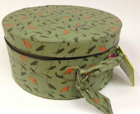 yakpak hat box giveaway / Family Focus Blog