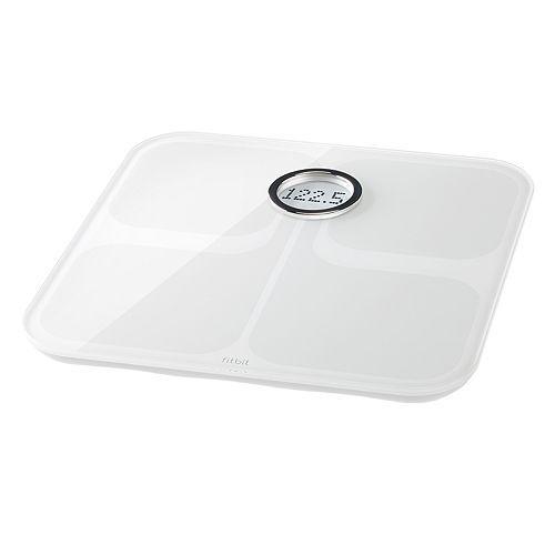 Fitbit Aria Wi Fi Smart Bathroom Scale White