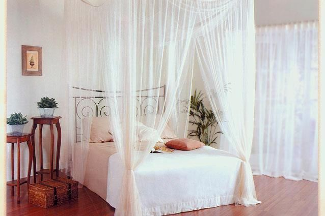 NEW White Square Bed Canopy 4 Poster Style + Gift Bag & NEW White Square Bed Canopy 4 Poster Style + Gift Bag | Poster ...