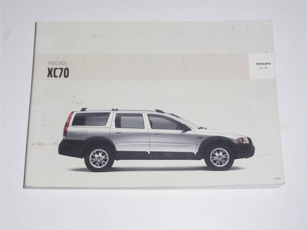 2005 volvo xc70 service manual 1 manuals and user guides site u2022 rh urbanmanualguide today 2005 Volvo XC70 2007 Volvo XC70