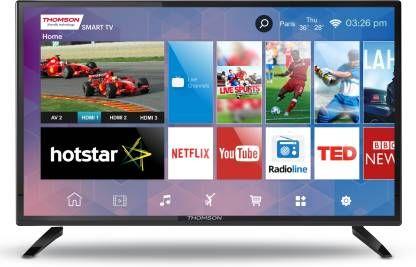 Supported Apps NetflixHotstarYoutube 1366 x 768 HD
