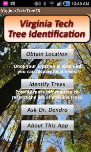 Virginia Tech Tree ID - screenshot thumbnail