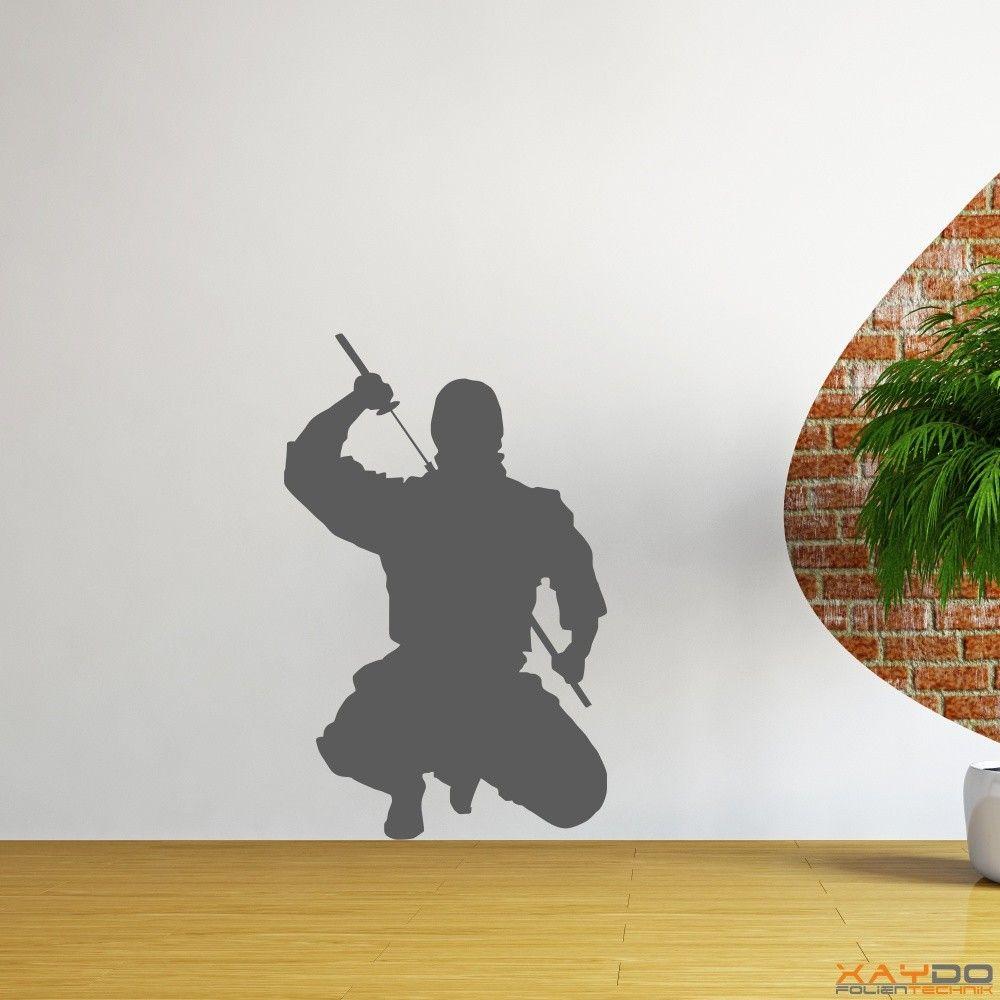 """Sympathisch Wandtattoo Basketball Dekoration Von """"ninja"""" - Ab 9,95 €   Xaydo"""