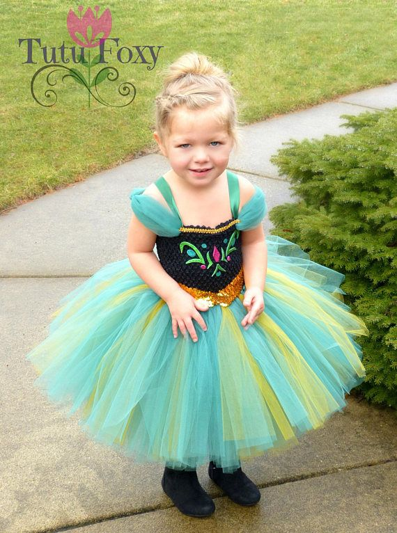 Anna Tutu Dress Anna Costume Frozen Costume Anna Dress  sc 1 st  Pinterest & Anna Tutu Dress Anna Costume Frozen Costume Anna Dress | Tutu ...