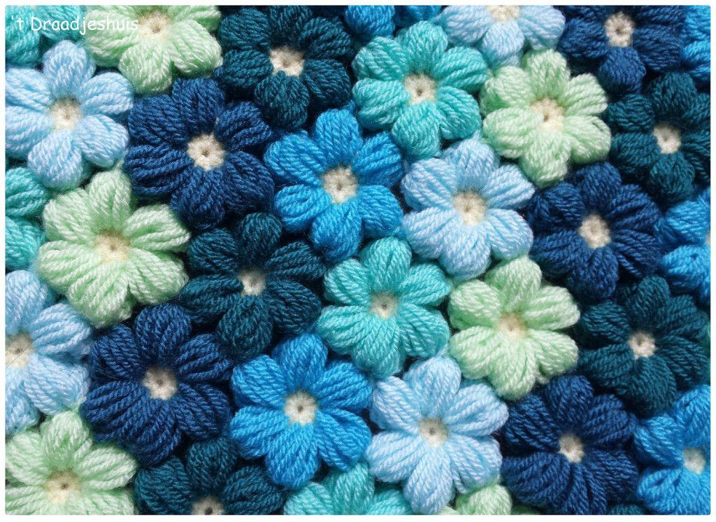Making flowers with woolen thread diy crafts for Craft with woolen thread