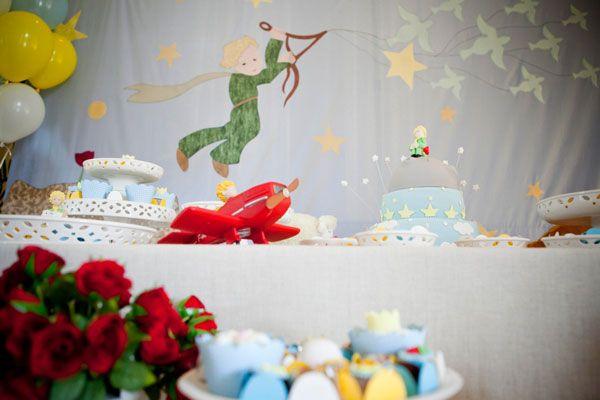 Festa do pequeno príncipe!