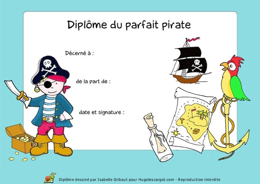 A L Abordage Moussaillon Le Diplome Du Parfait Pirate Est Attribue A Celui Qui Tient Activite Manuelle Theme Pirate Activite Manuelle Dessin Carte Au Tresor