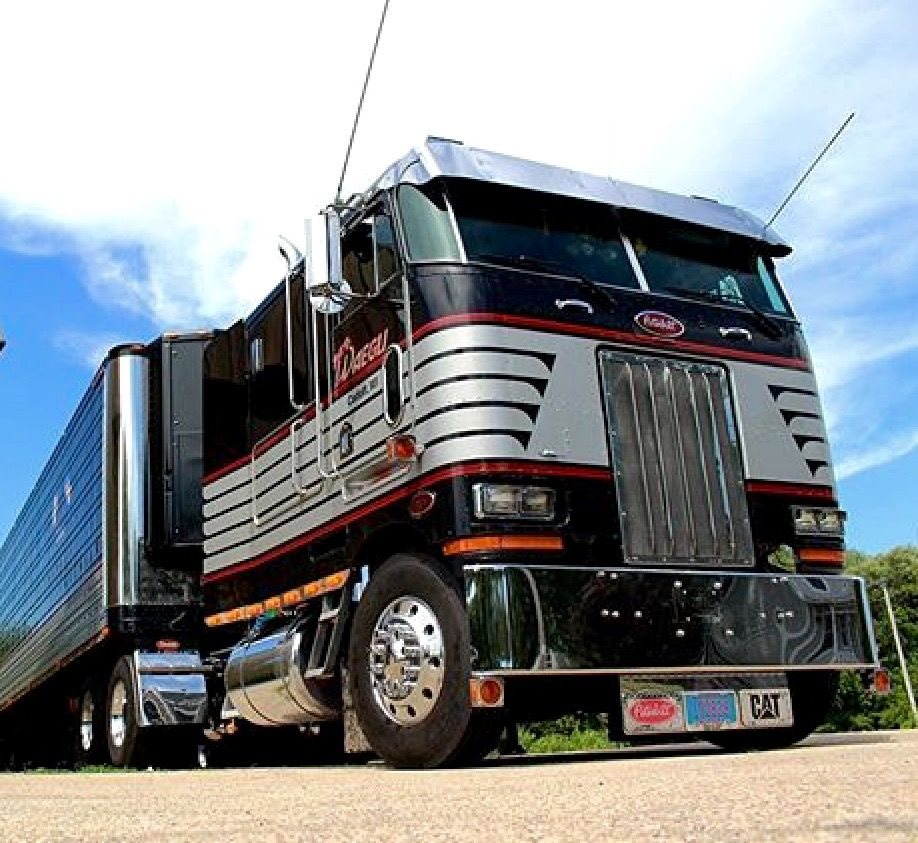 Peterbilt COE - We buy used trailers in any condition. Contact ...