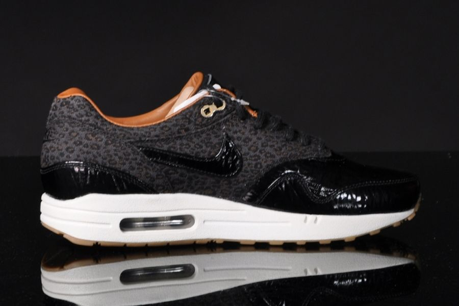 Nike Air Max 1 Fb Woven (Black Leopard) Sneaker Freaker