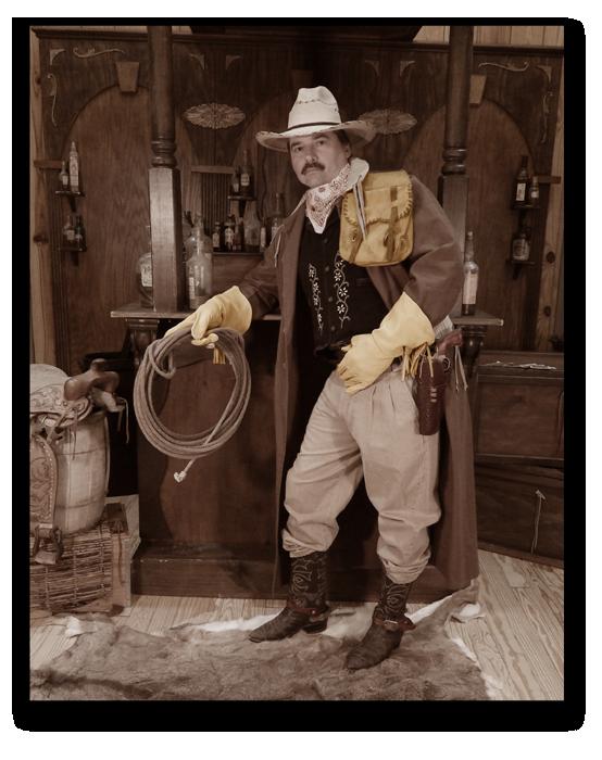 Cowboy Troy - Addison, Texas