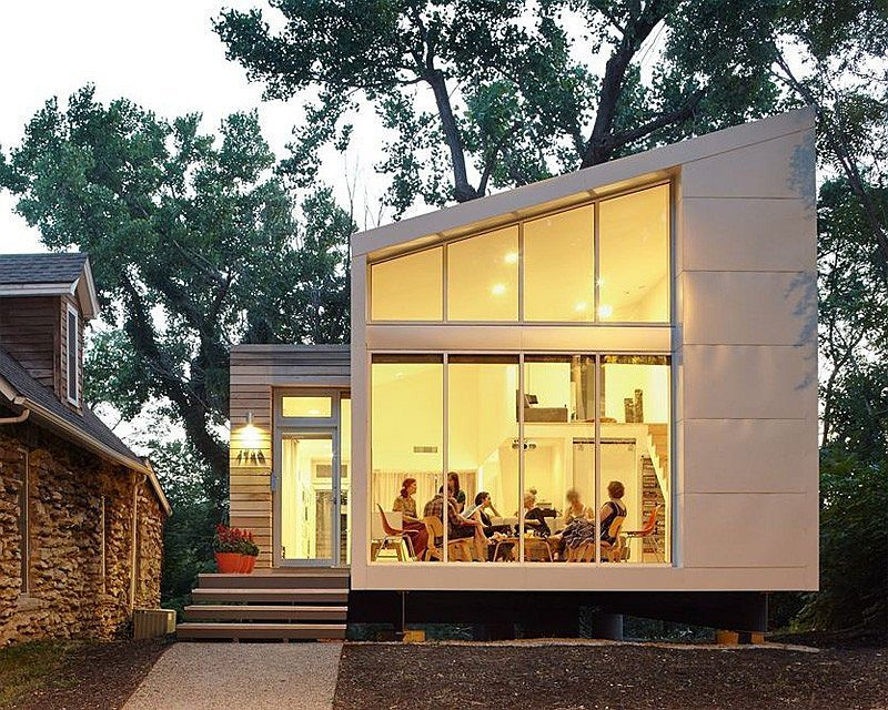 Custom Budget Home Design Combines Functionality And Sustainability
