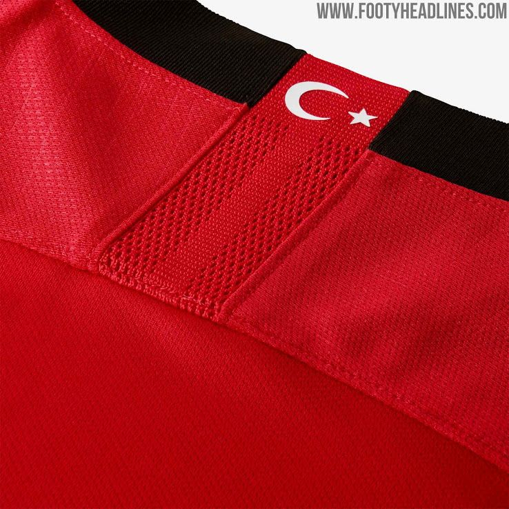 060254bd23 Turkey 2018 Home and Away Kits Released - Footy Headlines | Nike 2018