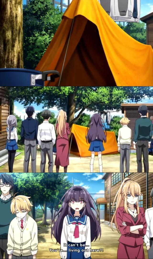 Tags Haruchika School Anime Slice Of Life Mystery Comedy
