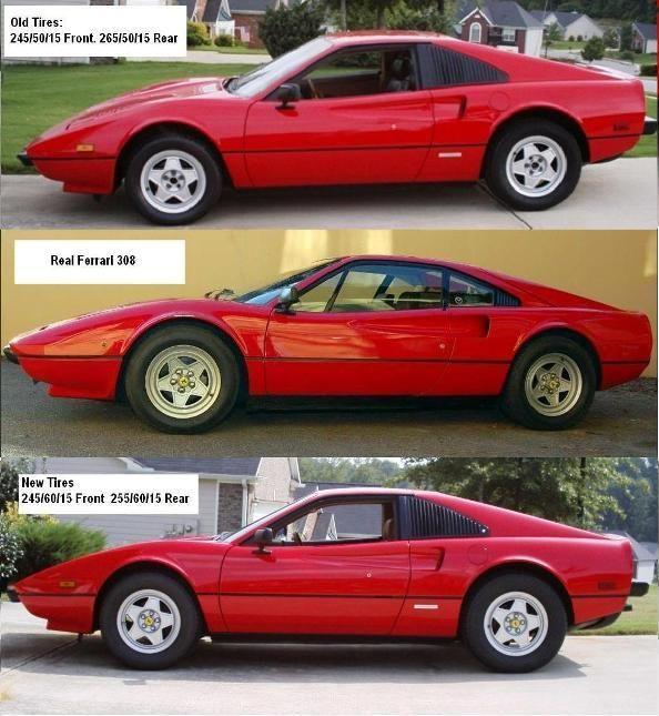 MERA Question: It Resembles A 308 GTS, Or