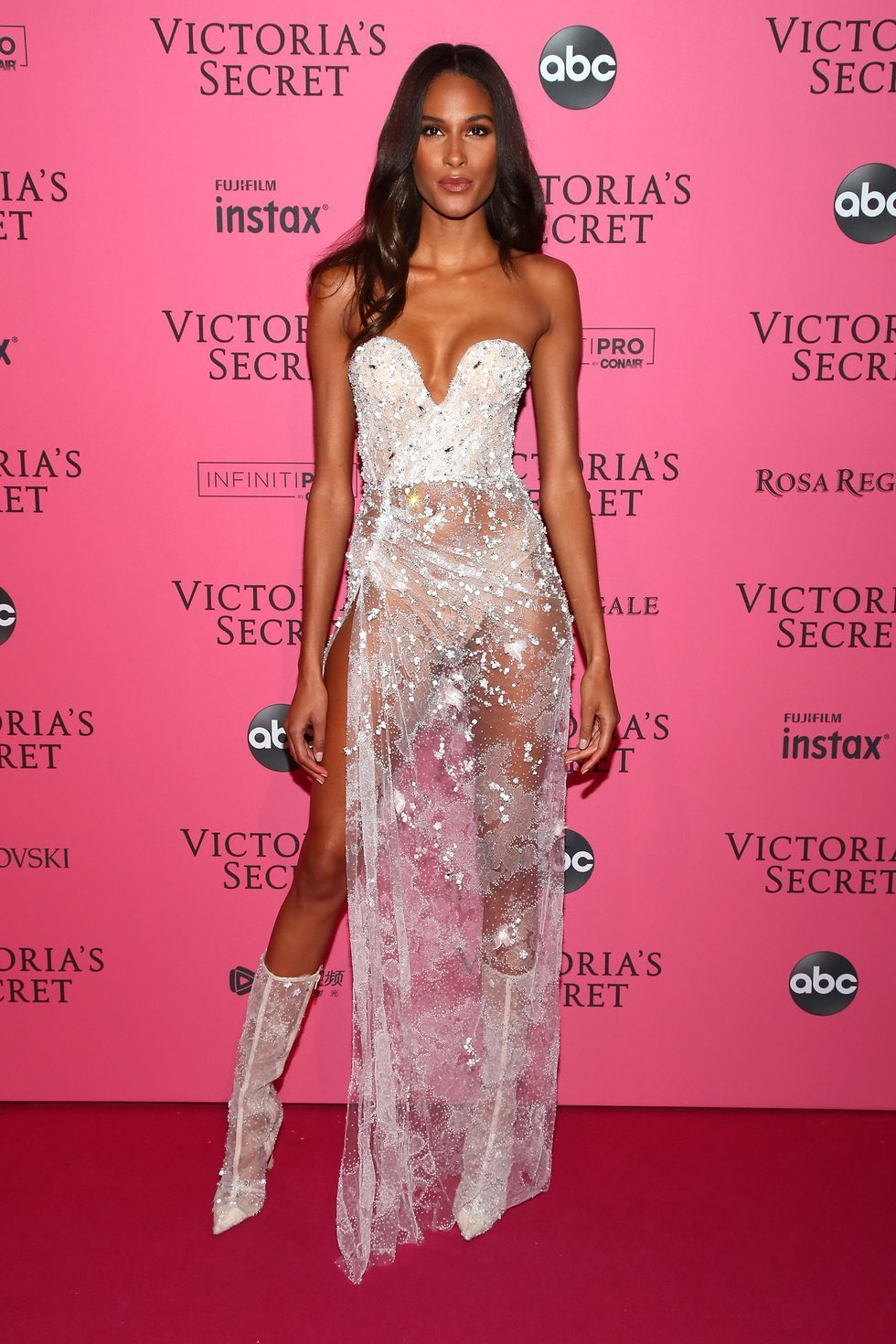 The Hottest Looks from the Victoria's Secret Show After