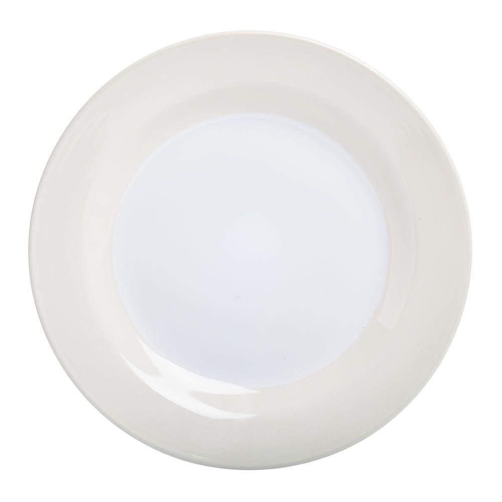 Colour play cream dinner plate plates dinner plates