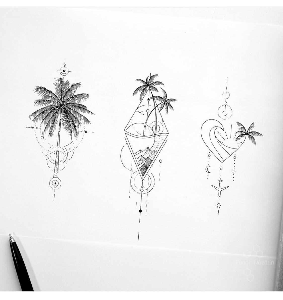 Inspirierende Tattoo Vorlagen Geometrisches